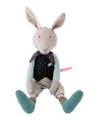 Maskotka Spóźniony królik
