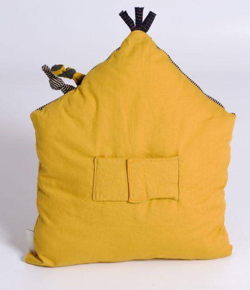 Poduszka aktywizująca Domek