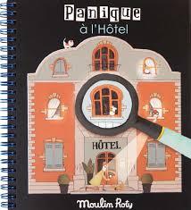 Książeczka z lupą Mały detektyw