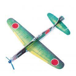 Display z 48 samolotami