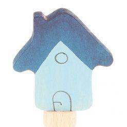 Figurka Błękitny Domek