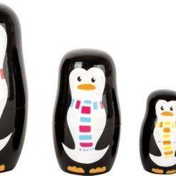 matrioszka Rodzina pingwina