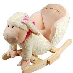 Bujak z fotelem na biegunach – owieczka