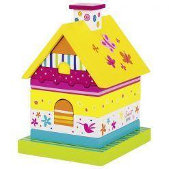 Domek do układania Villa