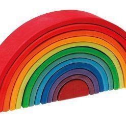 Tęcza 12 elementów kolorowa