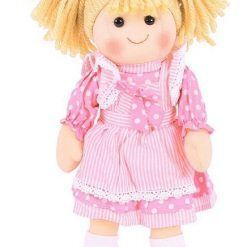 Duża lalka szmaciana Ania