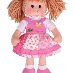 Duża lalka szmaciana Hania