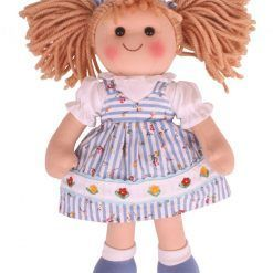 Duża lalka szmaciana Krystyna