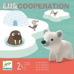 Gra kooperacyjna Zwierzaki na Arktyce