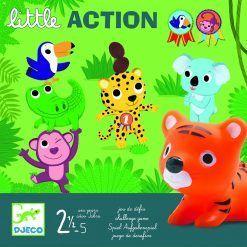 Gra-wyzwanie Little Action