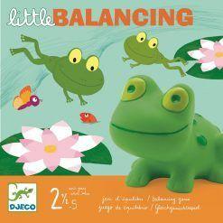 Gra zręcznościowa Balansujące żabki