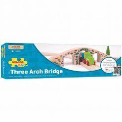 Łukowy most kolejowy