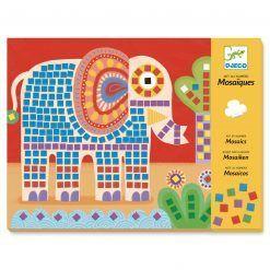 Mozaiki Słonie i ślimaki