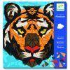 Mozaiki piankowe Tygrys i goryl