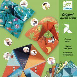 Origami Przepowiednia – Zwierzęta