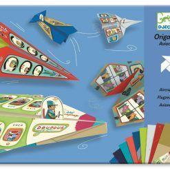 Origami Samolot