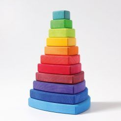 Wieża trójkątna tęczowa