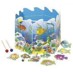 Gra magnetyczna - Podwodny Świat