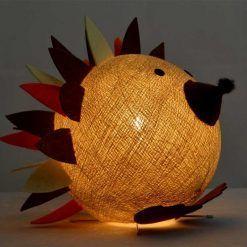Lampa stojąca Jeżyk