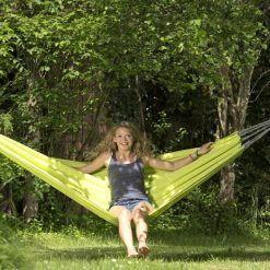 Hamak dwuosobowy bez poprzeczek Florida Kiwi