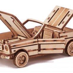 Kabriolet puzzle 3D