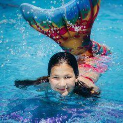Ogon syreny do pływania Fantasy