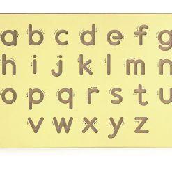 Panel wymienny małe litery