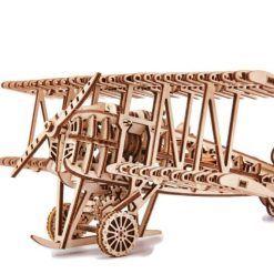 Puzzle 3D samolot