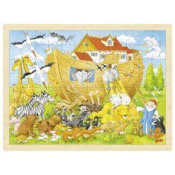 Puzzle duże Arka Noego