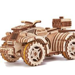 Puzzle mechaniczne quad