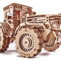 Traktor do składania 3D