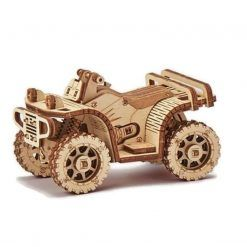 Mechaniczne puzzle 3D Quad ATV