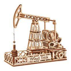 Puzzle 3D – szyb naftowy