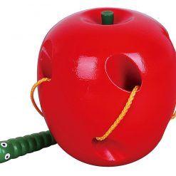 Przeplatanka jabłko – labirynt