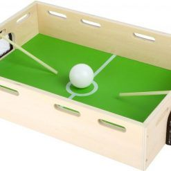 Zabawka logopedyczna – gra na boisku