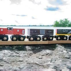 Pociąg CN Kolej Kanadyjska