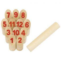 Kubb numeryczny – szachy na sposób Wikingów