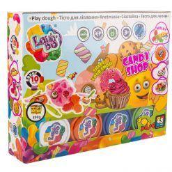Masa plastyczna Sklep ze słodyczami