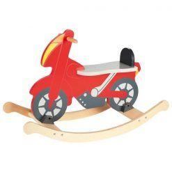 Motocykl na biegunach