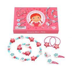 Zestaw dla Dziewczynki Biżuteria