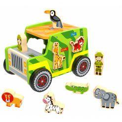 Jeep Safari Sorter Samochód