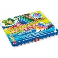 Kredki Supersticks Aqua 24 Kolory