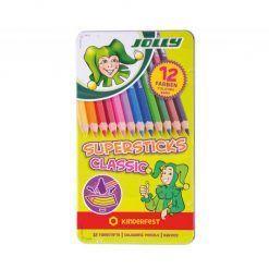 Kredki Supersticks 12 kolorów