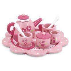 Serwis do Herbaty i Kawy na Tacy
