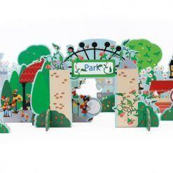 Mix&Play - Życie w parku