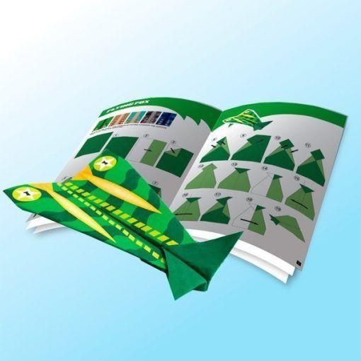 Zestaw artystyczny origami Samoloty