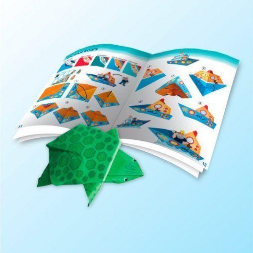 Zestaw artystyczny origami Statki i podwodny świat