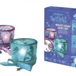 Zestaw kreatywny Nocne lampki 2 szt.